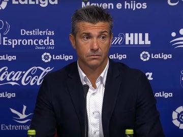 Pep Martí, entrenador del Girona