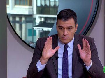 De rechazar la gran coalición a avisar a Torra sobre el 10N: los titulares de la entrevista a Pedro Sánchez en laSexta Noche