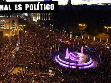 Madrid, el 8M