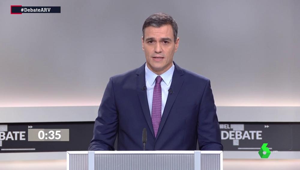 Pedro Sánchez propone un gobierno de la lista más votada si no hay acuerdo tras el 10N