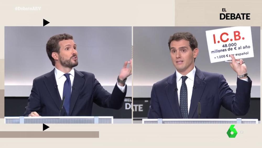 """El plan anticorrupción de Rivera que enerva a Casado y aportaría """"1.000 euros a cada español"""""""