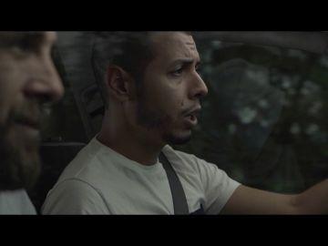 Gonzo habla con Ibrahim