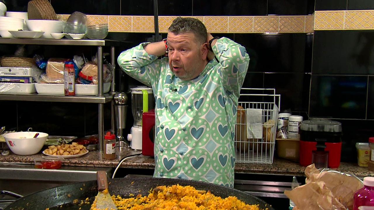 Pesadilla en la cocina - Temporada 7 - Programa 8: Taberna Lolailo
