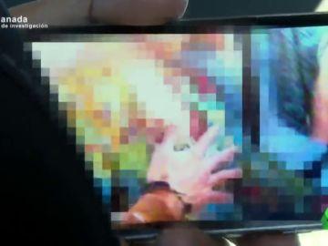 Imagenes del abuso de 'La Manada' en Pozoblanco