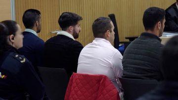 La Manada, en el juicio