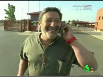 """Así hablaba desde la cárcel en 2013 Francisco Javier Guerrero, condenado por los ERE: """"Hay cerveza, café, refresquitos"""""""