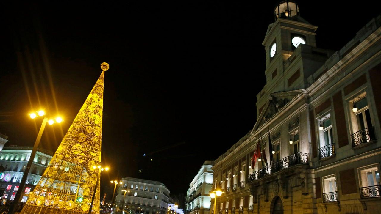 Llegan las luces de Navidad de Madrid: ¿cuándo se encienden?