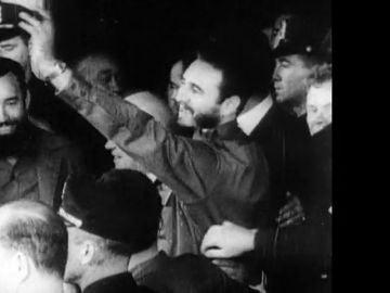 Franco y Fidel Castro: la verdadera historia de una relación inconfesable