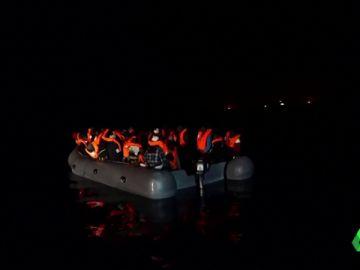 La OIM alerta de la salida masiva de botes desde Libia: 600 personas en 48 horas