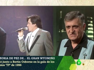 Wyoming y Bertín Osborne