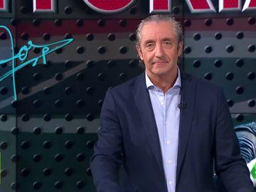 """Josep Pedrerol: """"Keylor, siempre madridista. Qué complicado lo tiene Courtois"""""""