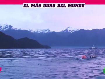Desafío extremo: Pantagoman es el triatlon que pone el cuerpo del atleta al límite