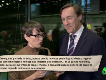 """Rafael Hernando y Javier Maroto atribuyen una frase de Belén Esteban a Mariano Rajoy: """"Es Rajoy en estado puro"""""""