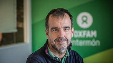 Jacobo Ocharan, el responsable de cambio climático de Oxfam a nivel internacional.