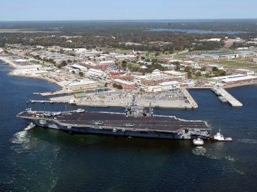 Base de Pensacola, en Florida
