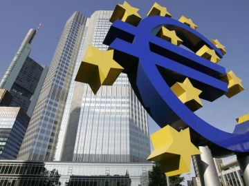 El Banco Central Europeo, situado en Alemania