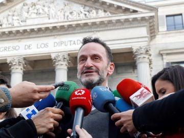 Edmundo Bal, diputado de Ciudadanos