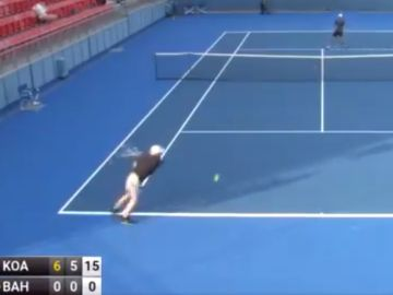 Artem Bahmet, en el ITF 15K de Doha
