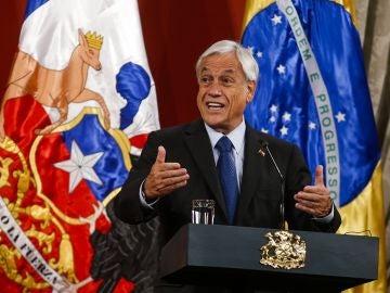 Sebastián Piñera, presidente de Chile, en una imagen de archivo