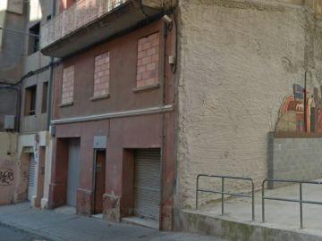 El edificio en el que ocurrieron los hechos