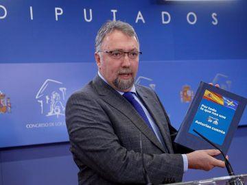 Isidro Martínez Oblanca, de Foro Asturias