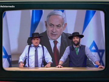 """Wyoming y Dani Mateo 'resuelven' los problemas de Israel: """"Hagamos con la inmunidad de los políticos igual que con los prepucios"""""""