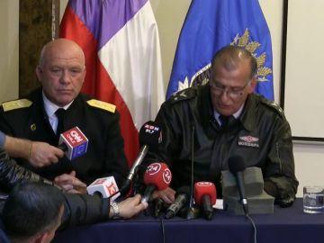 Encuentran restos humanos en la zona donde desapareció el avión militar chileno