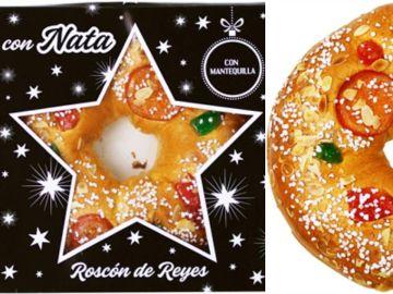 Roscón de Reyes de Día