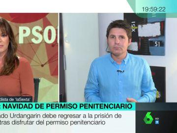 """Cintora responde a Ayuso tras denominar """"alta traición"""" las negociaciones del PSOE: """"Ella está sumando con la extrema derecha de Vox"""""""