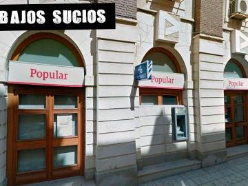 Sede del Banco Popular en Yecla