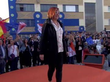 La actual vicepresidenta regional de Murcia, Isabel Franco