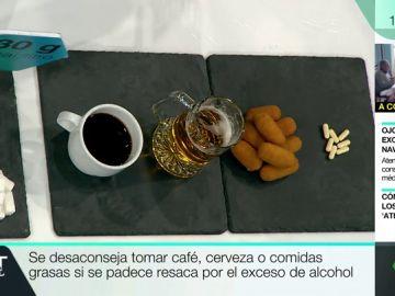 Los excesos en alcohol también lo son en calorías: trucos para evitar la resaca si te pasas en Navidad