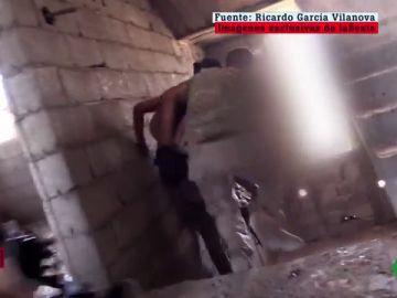 Las imágenes de un tiroteo en Trípoli desde dentro