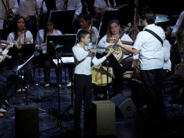 Concierto de Cateura en el Teatro Real de Madrid