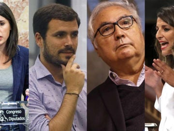 Los ministros de Unidas Podemos en el Gobierno de Sánchez