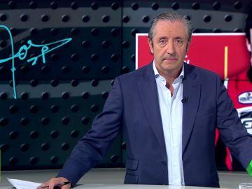 """Josep Pedrerol: """"Fernando Alonso es un ganador. Nunca fracasa el que falla, fracasa el que no lo intenta"""""""