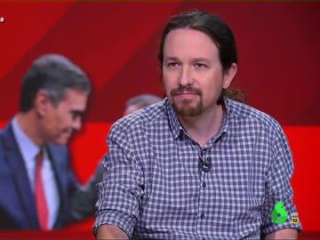 Pablo Iglesias irá esta noche a El Intermedio