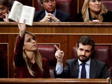 Desde Álvarez de Toledo hasta Echenique: los políticos reaccionan ante el primer Gobierno de coalición de la democracia