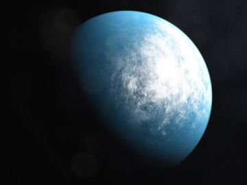Imagen del planeta TOI700d
