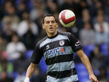 Darko Kovacevic, con la Real Sociedad