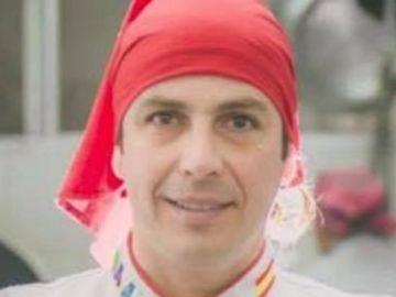 El chef Felipe Antonio Díaz Zamora