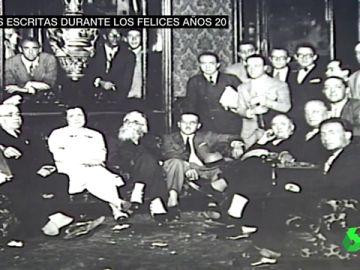Vuelven los felices años 20: se cumple un siglo de la década que marco la historia de la literatura española