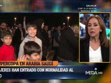 La periodista Carme Barceló
