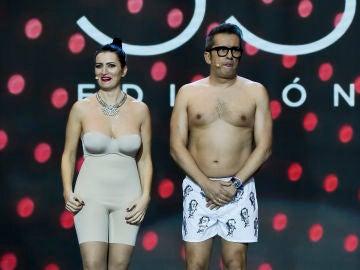 Premios Goya 2020 | Andreu Buenafuente y Silvia Abril