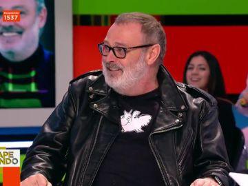 """""""Después de grabar El Intermedio iba a ver a mi hija al hospital"""": la emotiva reflexión de Pablo Carbonell"""