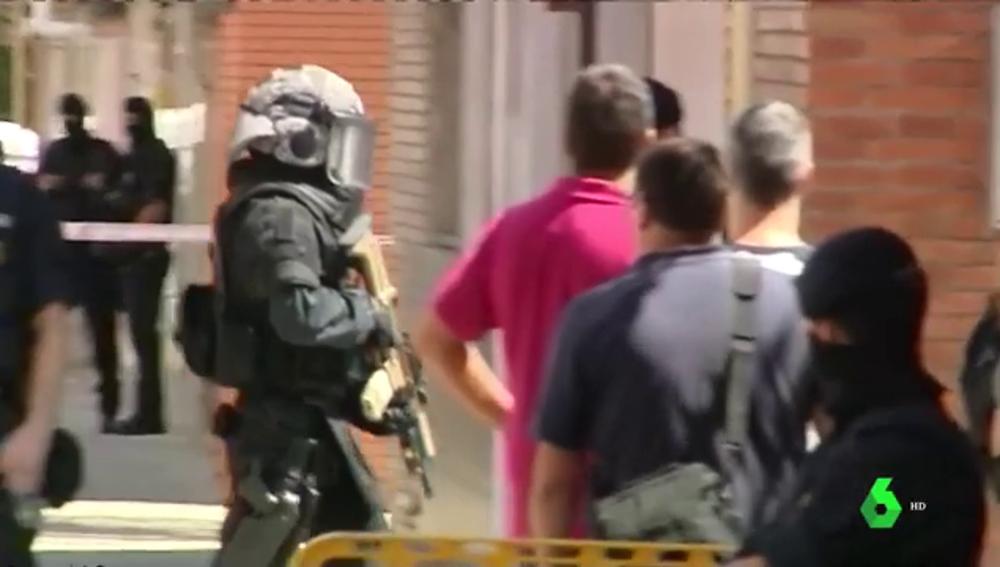 El informe de Trapero sobre el plan de acción para detener a Puigdemont