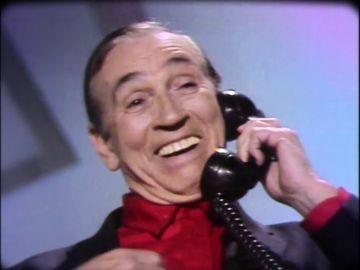 En 2001 llegó el momento de decir adiós al genio del humor Miguel Gila