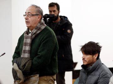 Ángel Vizcay, exgerente de Osasuna, testifica ante el juez