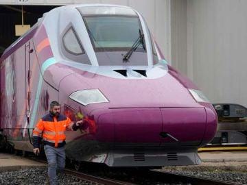 El futuro tren AVLO