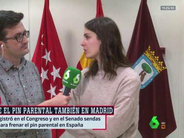 """Rita Maestre, sobre la exigencia de Vox de implantar el veto parental en Madrid: """"Espero que PP y Cs se mantengan del lado de la libertad"""""""